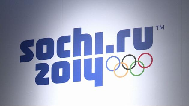 In London, Russia flies flag for Sochi 2014