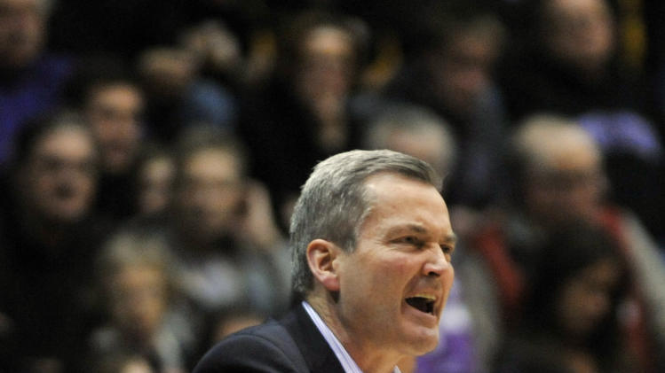 NCAA Basketball: Iowa at Northwestern