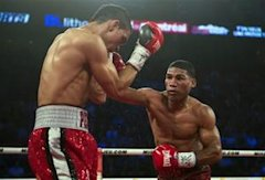 Yuriorkis Gamboa earned yet another workmanlike victory Saturday night, this time against Darleys Perez. (AP Photo)