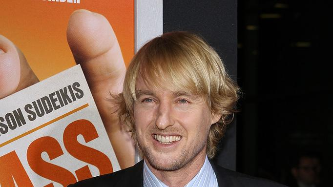 Hall Pass LA Premiere 2011 Owen Wilson