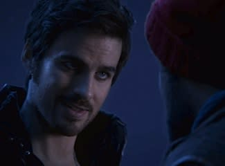 Exclusive Once Upon a Time Finale Sneak Peek: Will Captain Hook Trade Young Bae to… 'Him'?