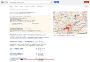 Google+ SEO Tips For The Local Business Owner image local page