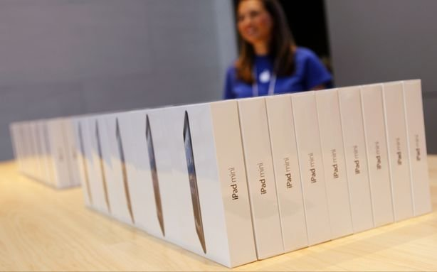 The Allure of Mass Apple Gadget Thefts