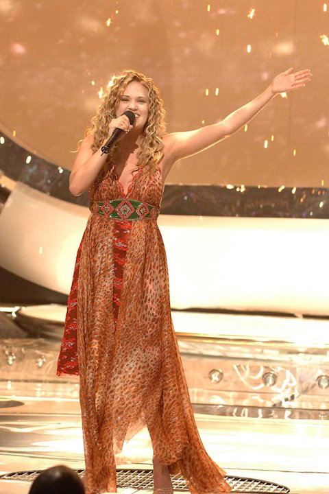 "Carrie Underwood is the winner of season 4 of ""American Idol."""