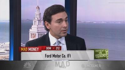 Ford CEO: Auto industry is being underestimated