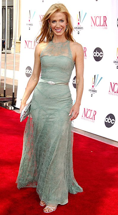 Poppy Montgomery at the 2006 NCLR ALMA Awards.