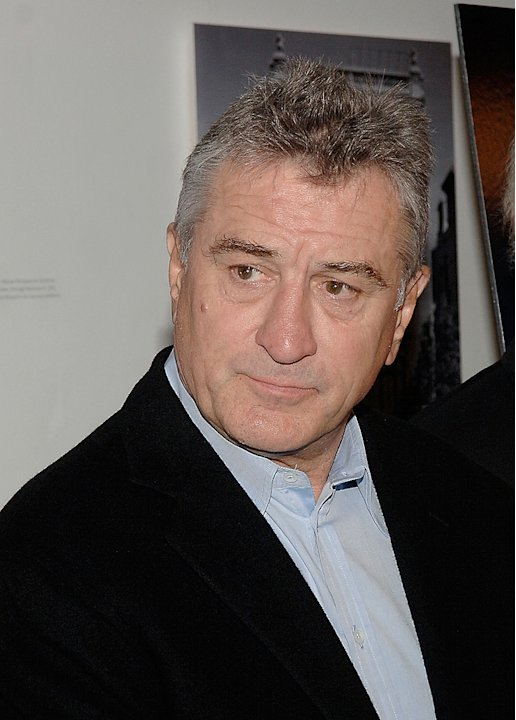 What Just Happened Premiere 2008 NY Robert DeNiro