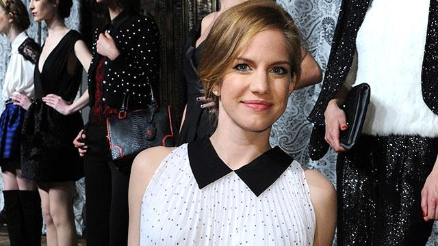 Anna Chlumsky Gives Birth!