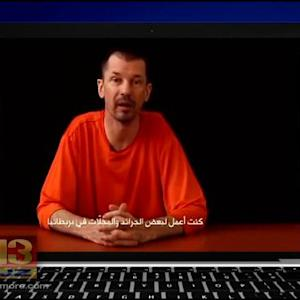 Md. Man Concerned For Friend Held Hostage In Latest ISIS Video