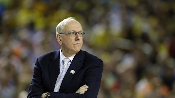 Syracuse's Boeheim against paying student-athletes