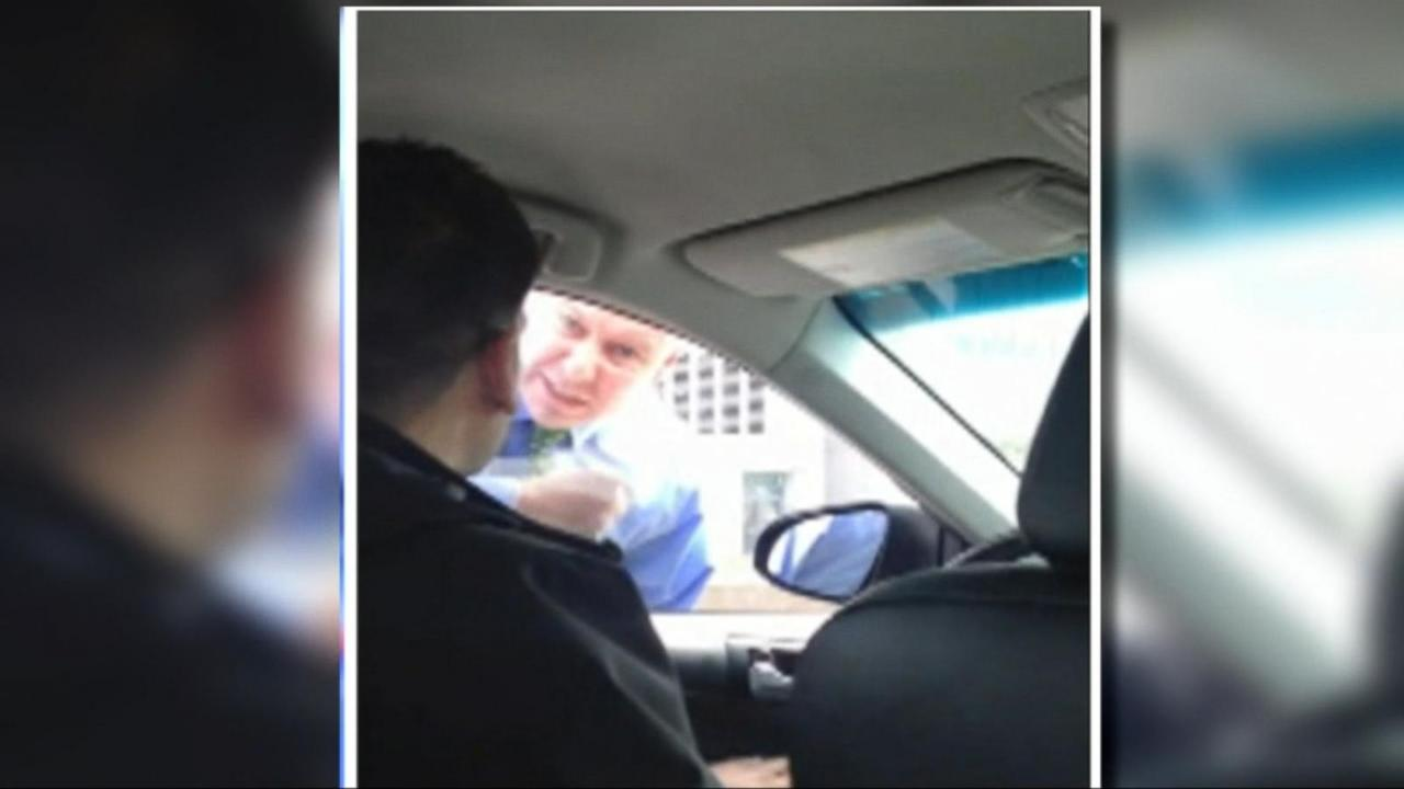 Detective Seen on Video Berating Uber Driver Is Under Internal Affairs Review, NYPD Says
