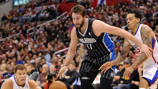 NBA: Orlando Magic at Los Angeles Clippers