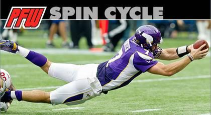NFC North Spin cycle: Week Three