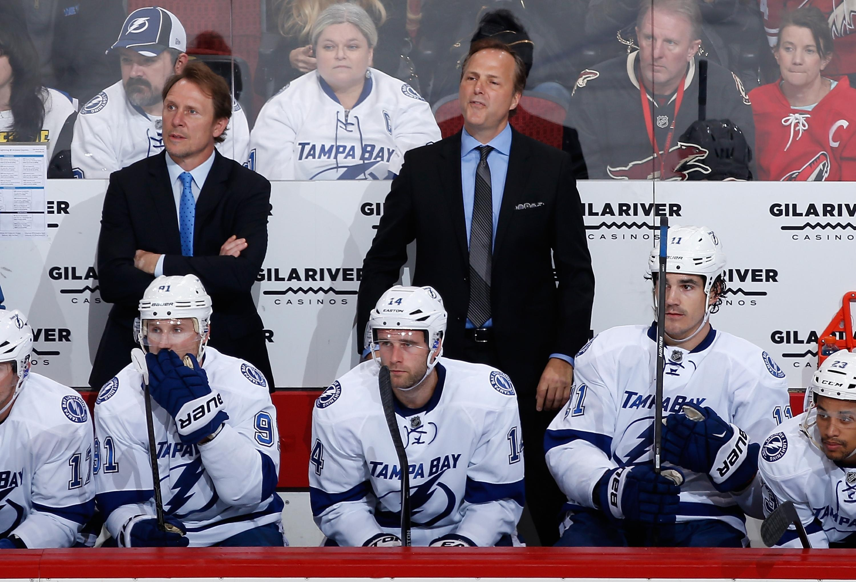 Can Jon Cooper's 'cheating' argument ignite the Lightning?