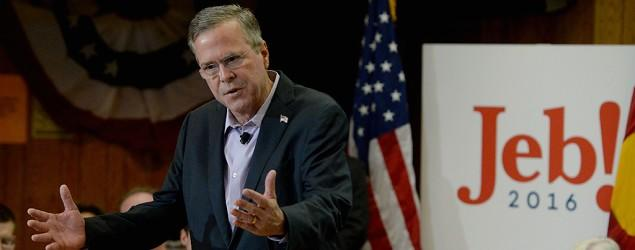 Why it was a spectacularly bad week for Jeb Bush