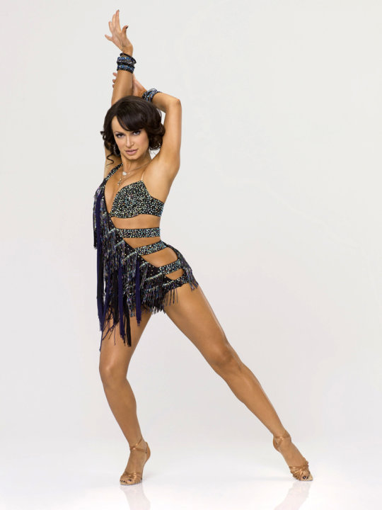 "Professional dancer Karina Smirnoff, who returns for her 11th season, competes on Season 14 of ""Dancing With the Stars."" Dancing With the Stars"