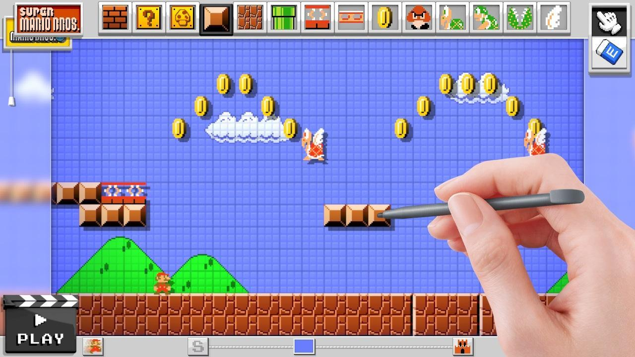 Mario Maker May Launch Later Than We Expected