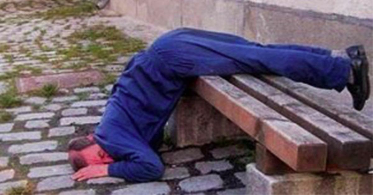15 Ridiculous Places to Sleep