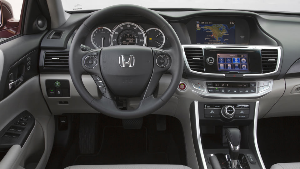 """The Honda Accord is the greatest car in the world,"""" the guy with the ..."""