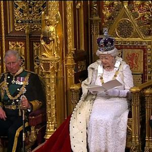 Pomp and tradition for the opening of British Parliament