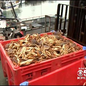 Cases Of Fresh Crab Stolen From SF Whole Foods