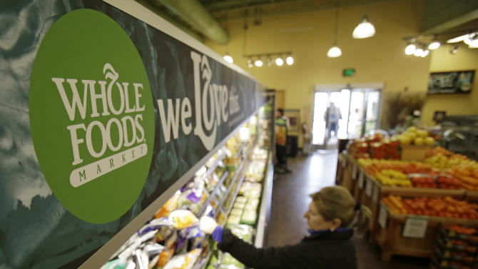 Whole Foods plans major marketing push