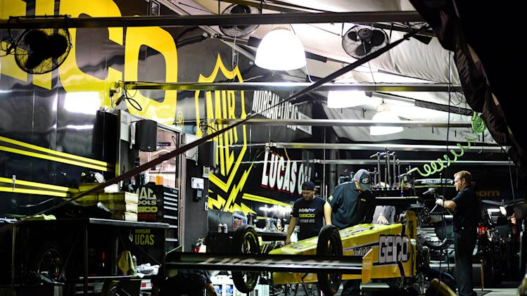 NHRA: Pro Winter Warmup