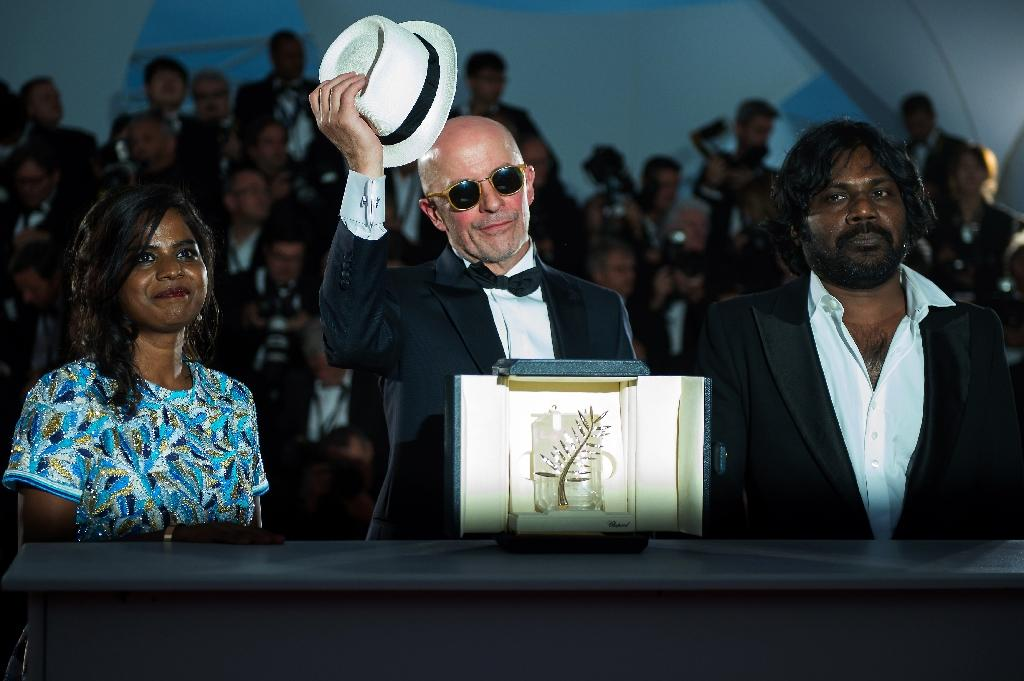 Cannes Closing Ceremony: LIVE REPORT