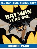 Batman: Year One Box Art