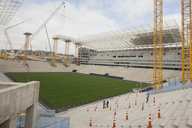 Two deaths reported after World Cup stadium accident