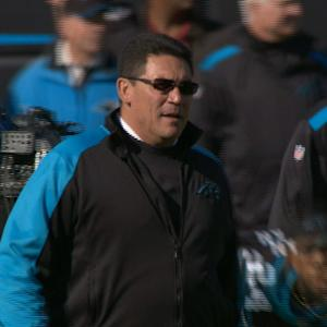 'Sound FX': Carolina Panthers coach Ron Rivera