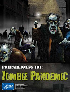 """This image released by the Centers for Disease Control and Prevention shows a public service poster on Preparedness 101: Zombie Pandemic. """"The zombies are coming!"""" says the Homeland Security Department. Tongue firmly in cheek, the U.S. government urged citizens Thursday, Sept. 6, 2012, to prepare for a zombie apocalypse, part of a public health campaign to encourage better preparation for genuine disasters and emergencies. The theory: If you're prepared for a zombie attack, the same preparations will help you during a hurricane, pandemic, earthquake or terrorist attack. (AP Photo/ Centers for Disease Control and Prevention)"""
