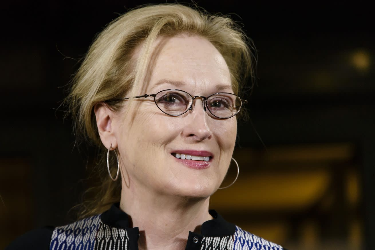 """We're all Africans really"": Meryl Streep defends heading up an all-white film festival jury"