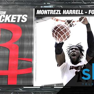 Rockets Select Louisville's Montrezl Harrell | NBA Draft Hype Video
