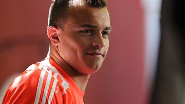 shaqiri bayern munich