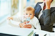 Maternity Leave is Harder Than a Full-Time Job. Photo:ISTOCK PHOTO