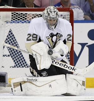 Penguins-Rangers Preview