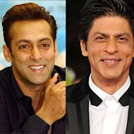 Salman Khan-Shah Rukh Khan Bury The Hatchet At &#39;Jab Tak Hai Jaan&#39; Premiere Party?