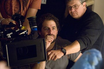 Director Brett Ratner on the set of New Line Cinema's Rush Hour 3