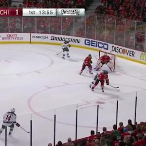 Minnesota Wild at Chicago Blackhawks - 05/01/2015