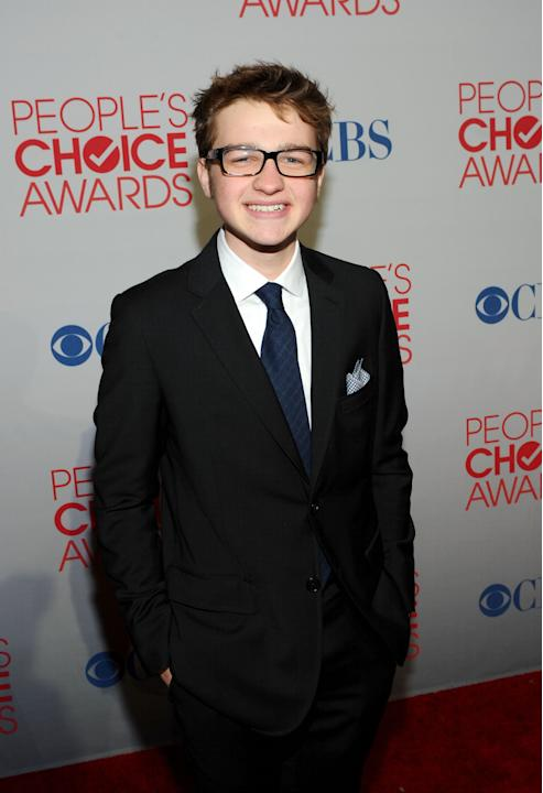 2012 People's Choice Awards - Red Carpet