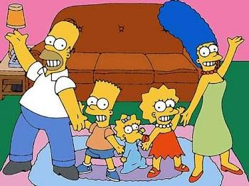 Ratings: 'Simpsons' Surges and 'Revenge' Hits Season Low as NBC Wins Night