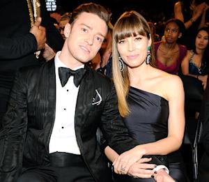 "Jessica Biel Dances ""Like Crazy"" at Justin Timberlake's Post-Grammys Concert"