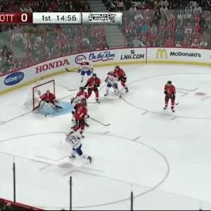 Craig Anderson Save on Andrei Markov (05:06/1st)