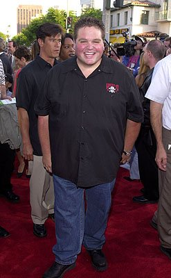 Ron Lester at the Westwood premiere of Universal's The Fast and The Furious