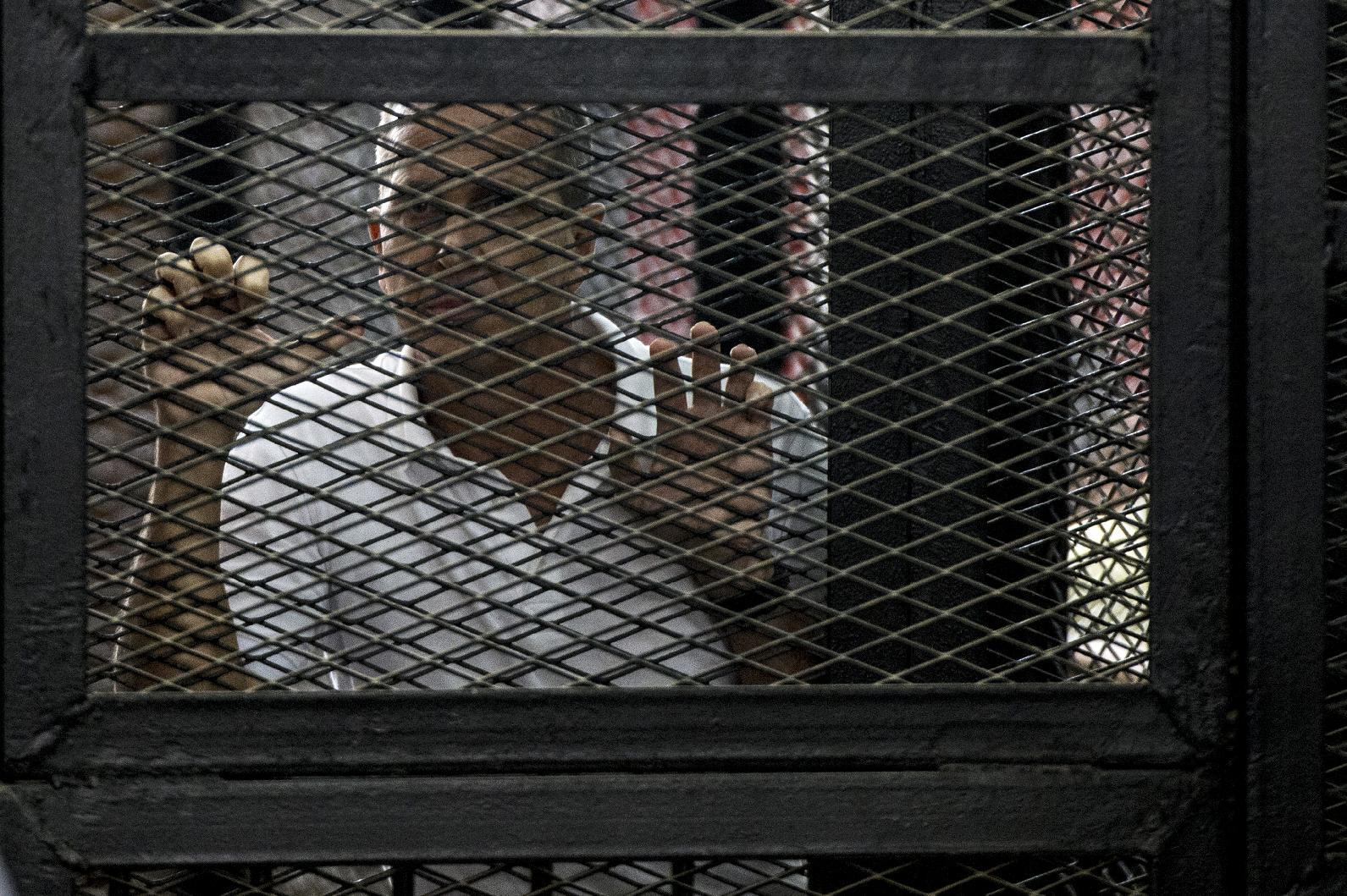 Australia optimistic Egypt will release jailed journalist