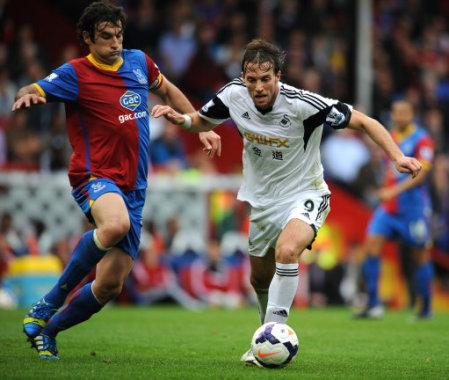Soccer - Barclays Premier League - Crystal Palace v Swansea City - Selhurst Park