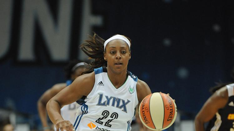WNBA: Connecticut Sun at Minnesota Lynx