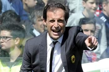 Allegri: Racism in football has to stop