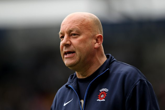 Hartlepool United manager Neale Cooper is looking forward to taking on Paolo Di Canio on the opening day of the season